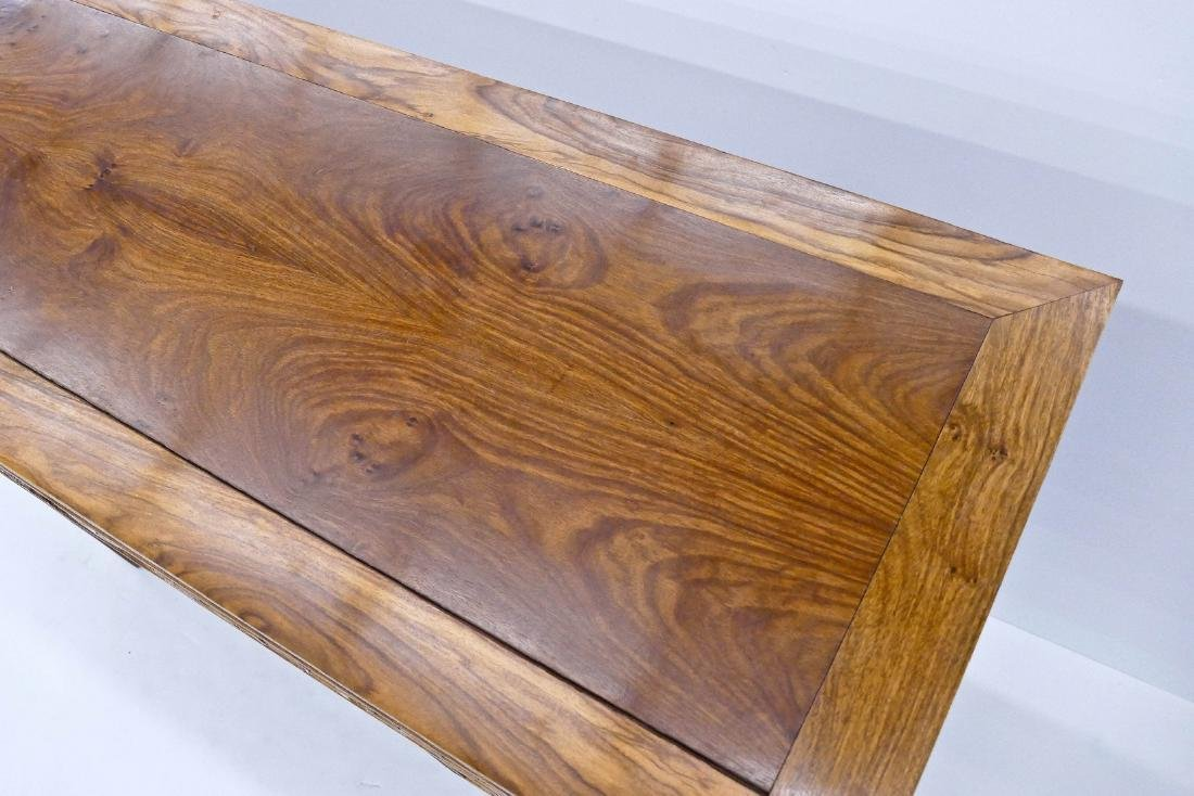 Fine Chinese Huanghuali Rosewood Altar Table - 6