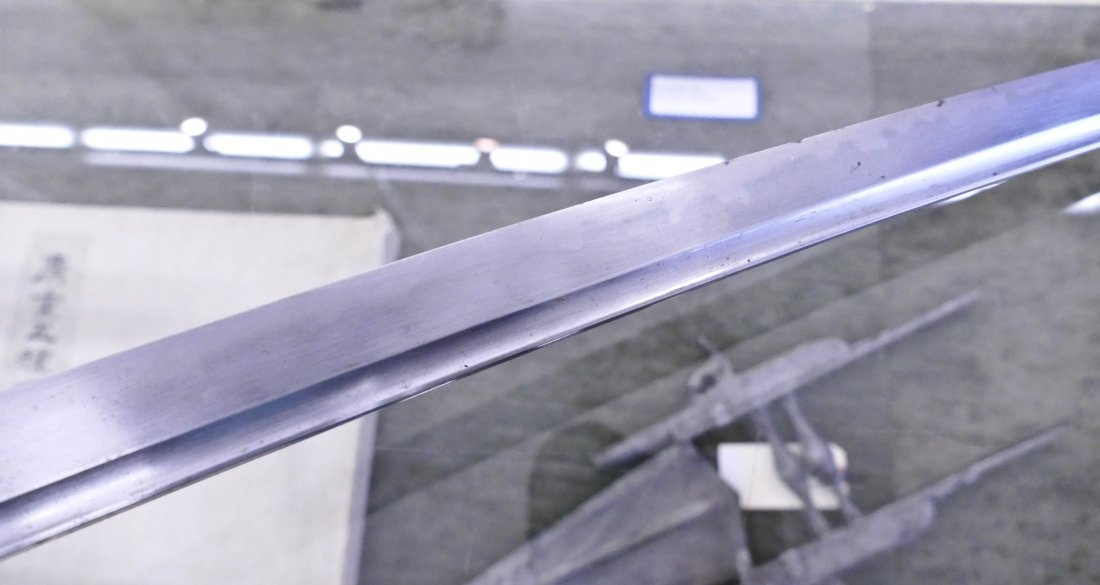 Japanese 16th Century Samurai Sword 35''. An early - 10