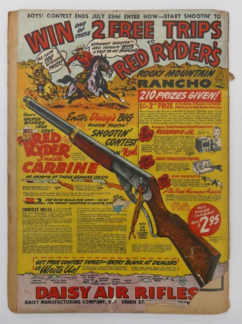 All-Flash Quarterly #1 Summer 1941 Comic Book. A rare - 2