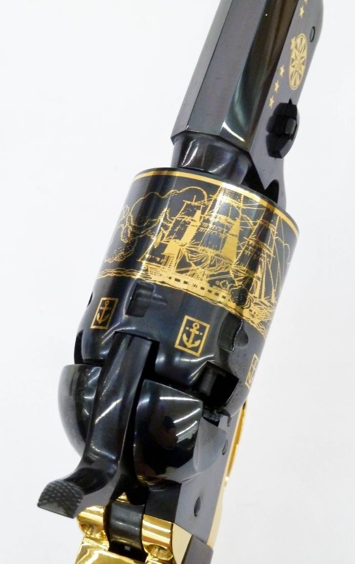 Samuel Colt 1851 Navy Revolver Commemorative Pistol in - 3