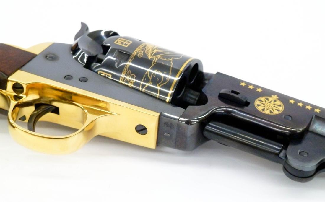 Samuel Colt 1851 Navy Revolver Commemorative Pistol in - 4