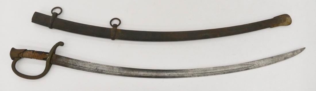 1864 Civl War Presenation Calvary Sword 38.5''. Sword