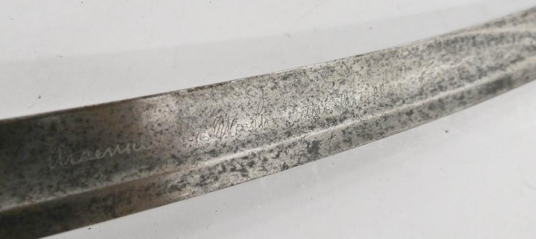 1864 Civl War Presenation Calvary Sword 38.5''. Sword - 3