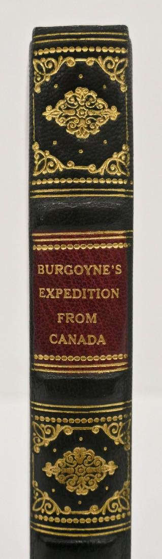 John Burgoyne 1780 ''A State of the Expedition from
