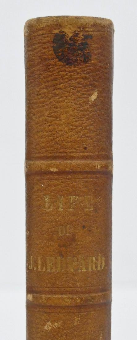 Jared Sparks 1828 ''The Life of John Ledyard, The