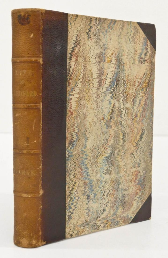 Jared Sparks 1828 ''The Life of John Ledyard, The - 2