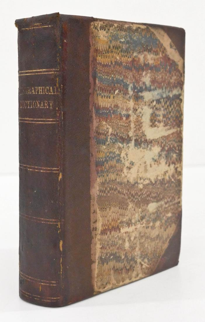 Joseph Scott 1805 ''A Geographical Dictionary of the - 3