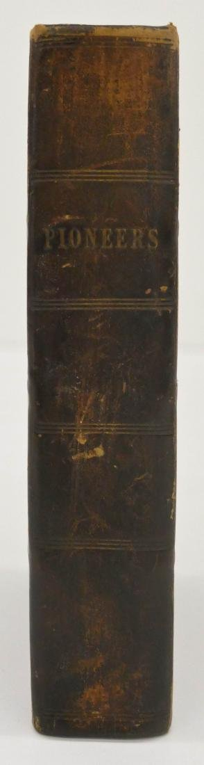 James Fenimore Cooper 1835 ''The Pioneers or the