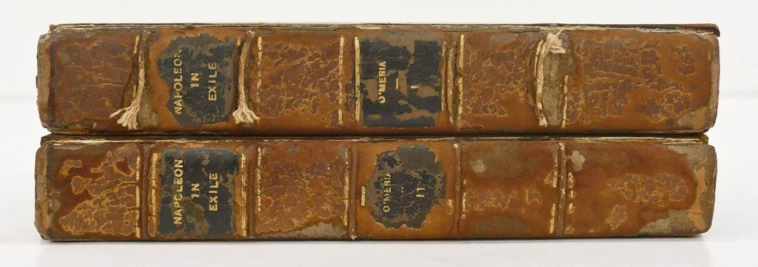 Barry O'Meara 1822 ''Napoleon in Exile'' 2 Volume Book - 2