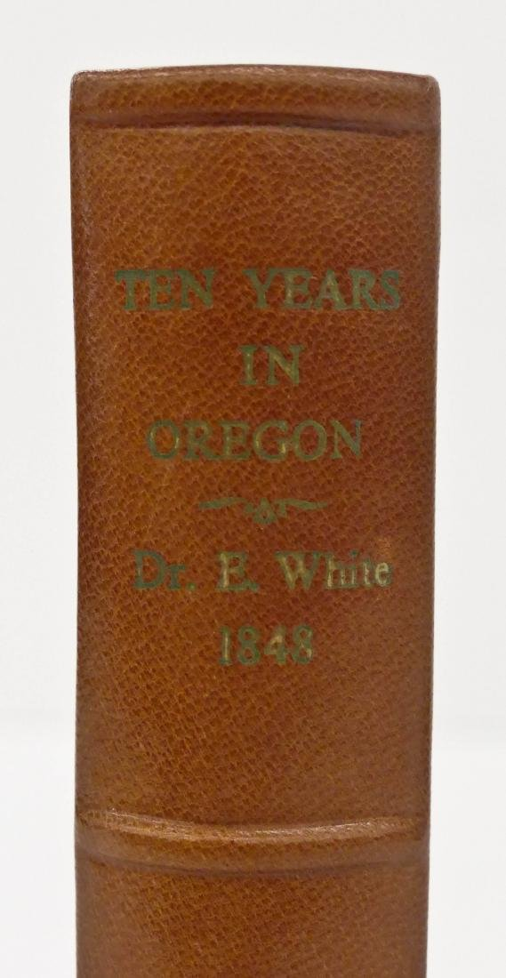 D. Lee and J.H. Frost 1848 ''Ten Years in Oregon''