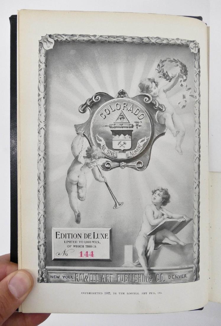 ''Representative Men of Colorado'' 1902 Limited Edition - 2