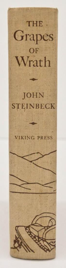 John Steinbeck 1939 ''The Grapes of Wrath'' First