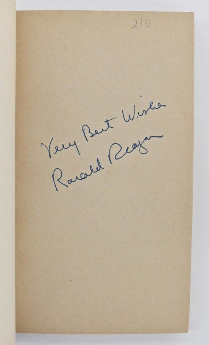 5pc Presidential Signed Books. Includes All The Best by - 2