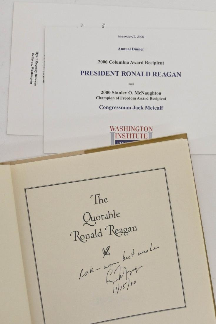 5pc Presidential Signed Books. Includes All The Best by - 3