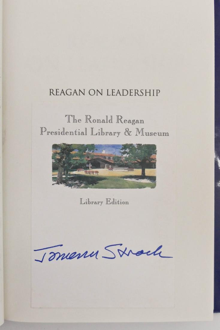 5pc Presidential Signed Books. Includes All The Best by - 4
