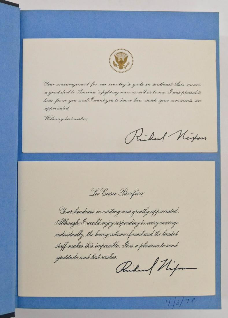 5pc Presidential Signed Books. Includes All The Best by - 5
