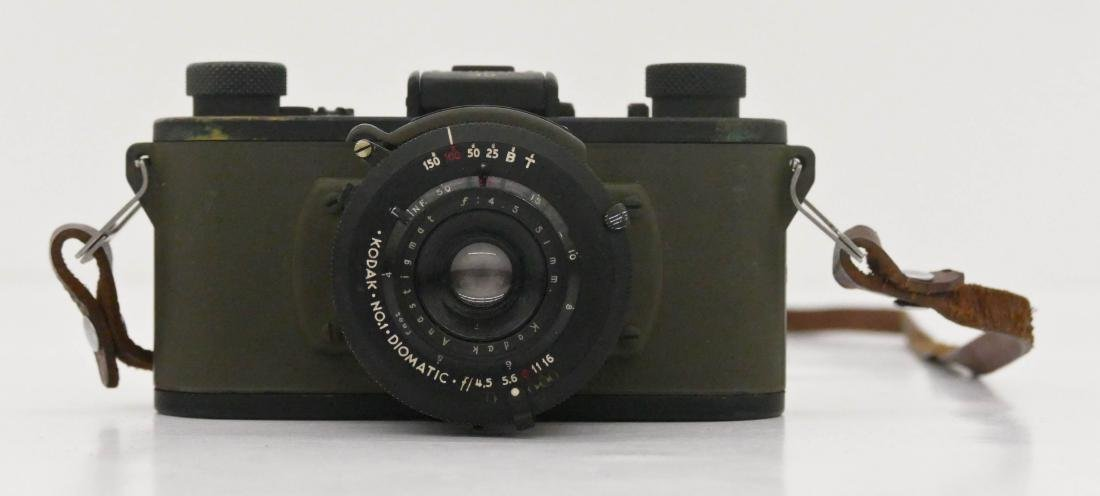 WWII Kodak 35 Army Signal Corps Camera. Military issue