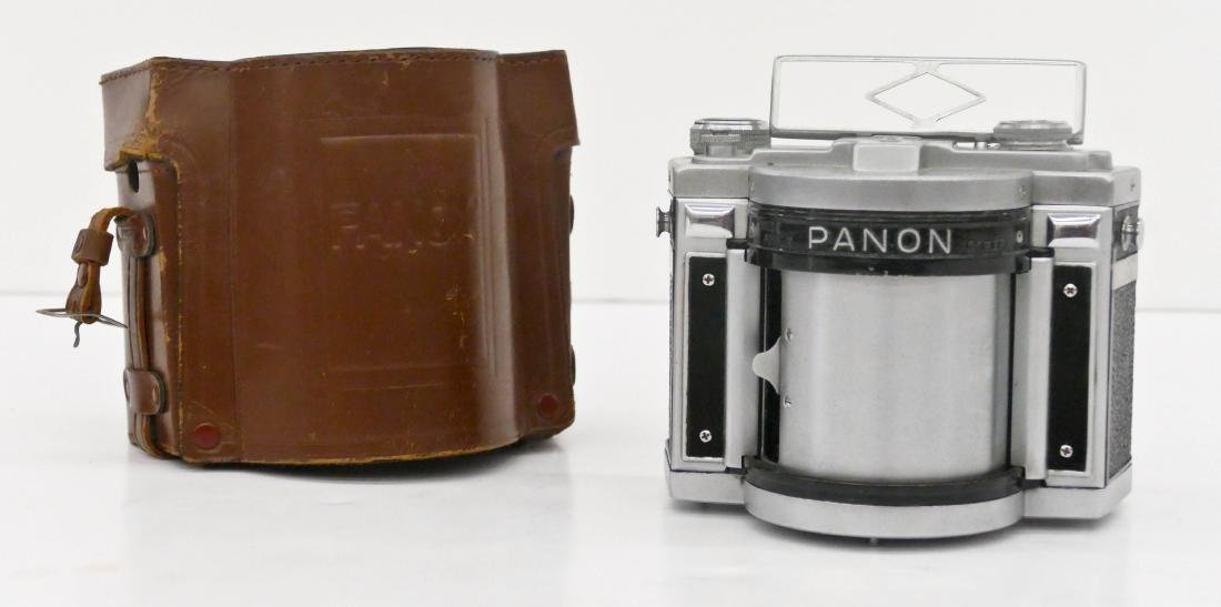 Panon Panox Wide Angle Camera with Case. A scarce