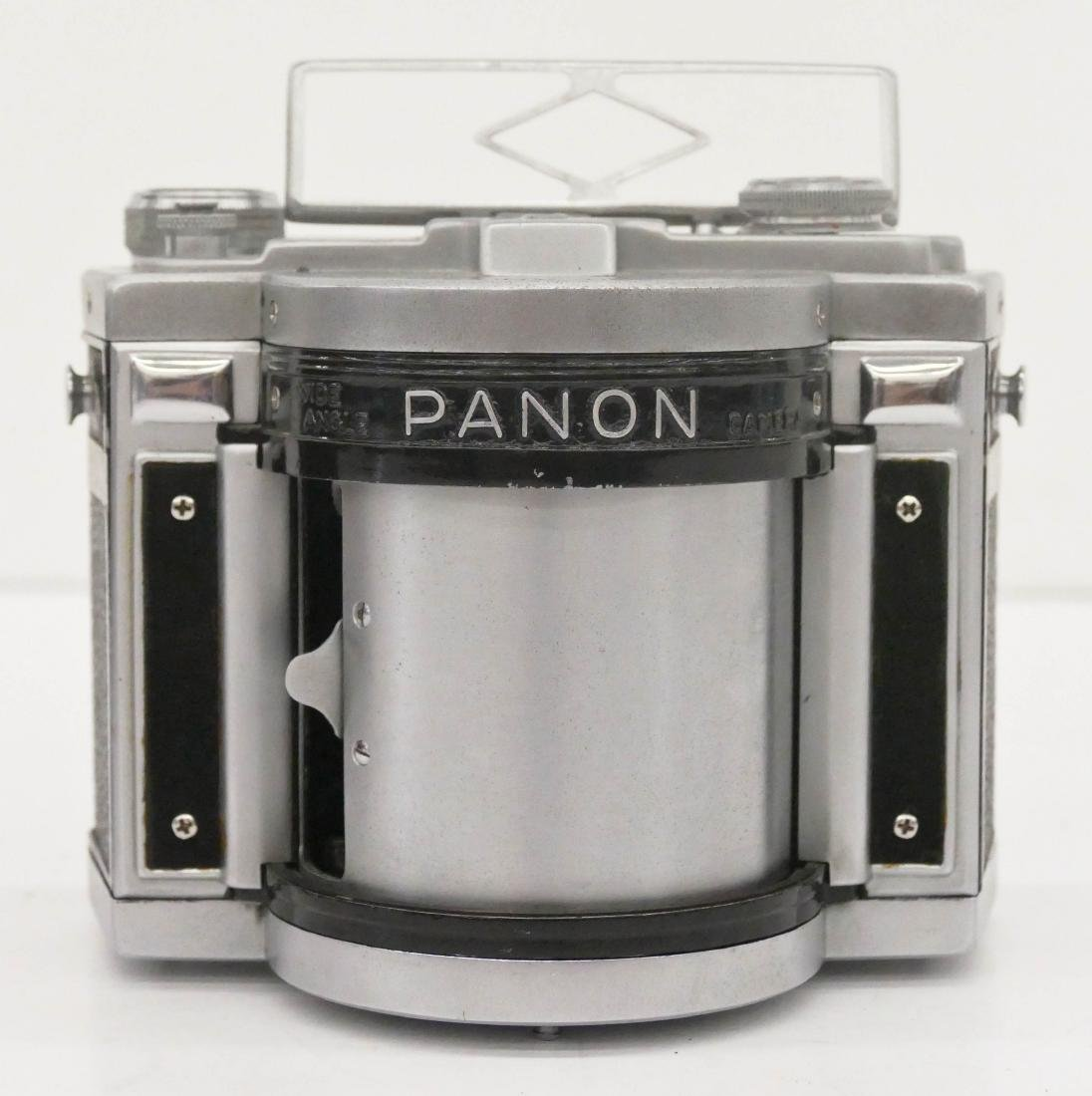 Panon Panox Wide Angle Camera with Case. A scarce - 2