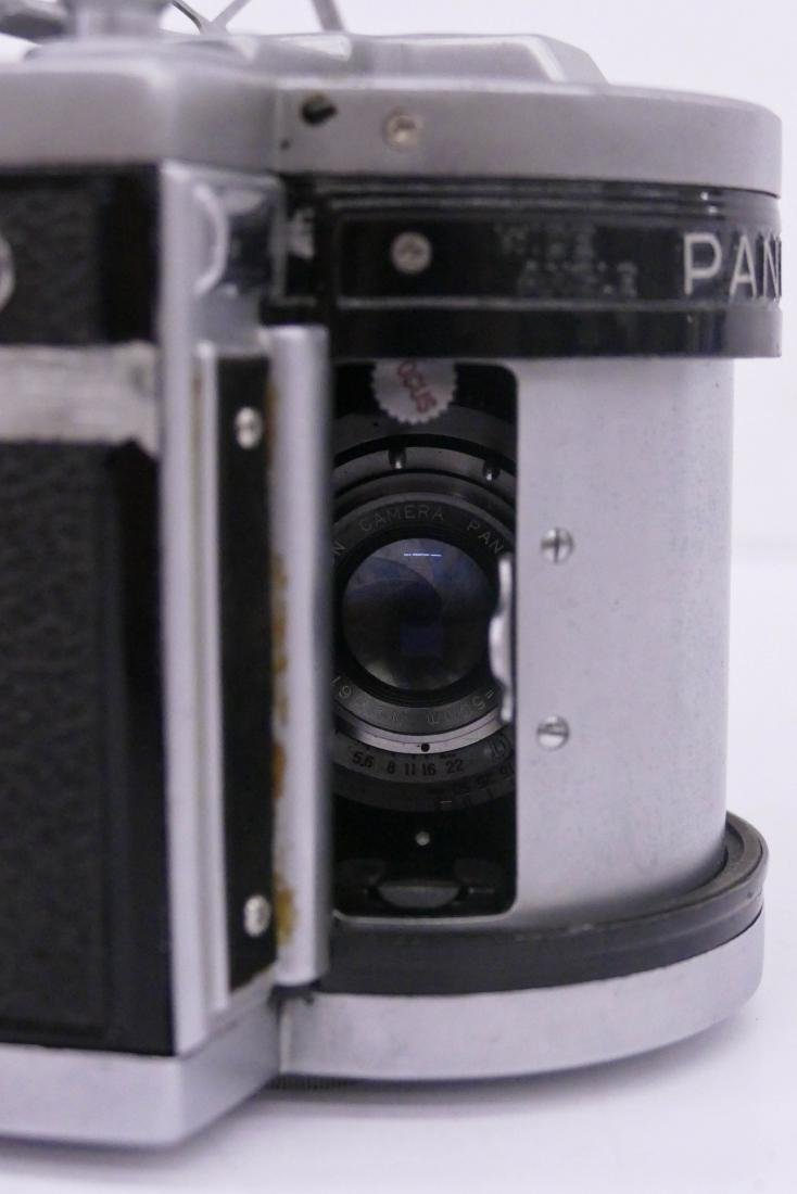 Panon Panox Wide Angle Camera with Case. A scarce - 3