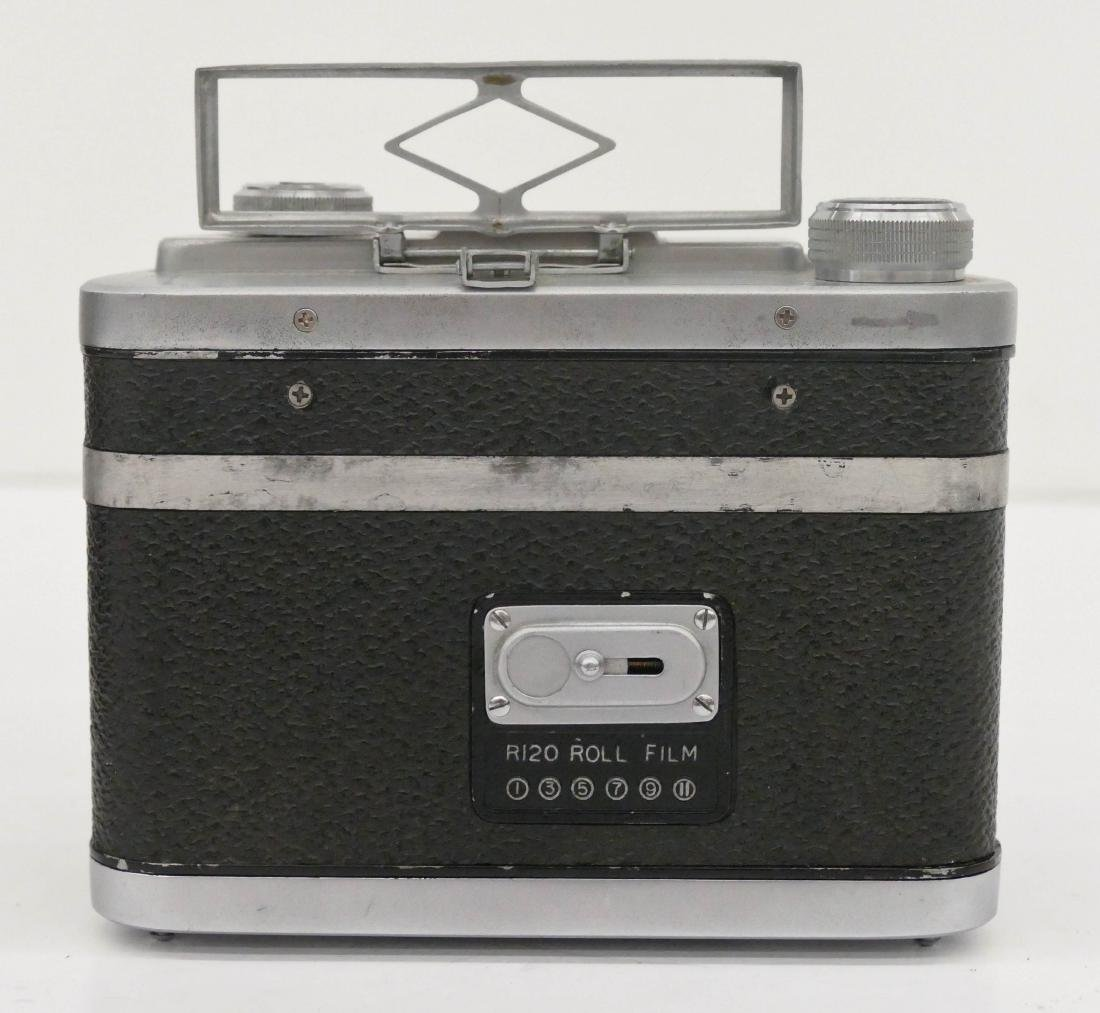 Panon Panox Wide Angle Camera with Case. A scarce - 4