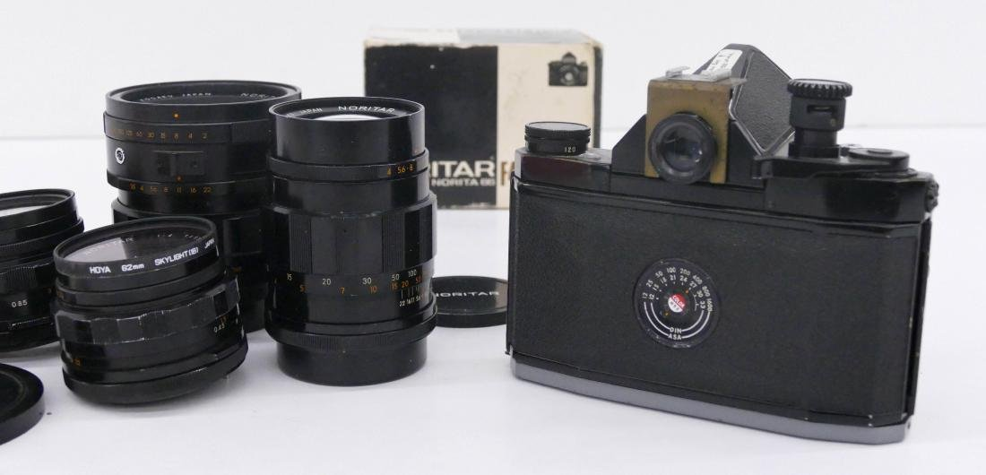 Norita 66 Graflex Camera Outfit with Lenses. Includes a - 4