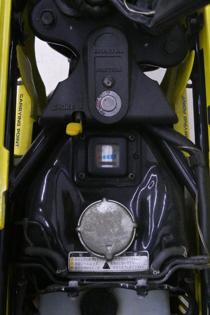 1982 Honda Motocompo Compact Trunk Bike or Scooter. - 5