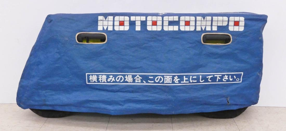 1982 Honda Motocompo Compact Trunk Bike or Scooter. - 7