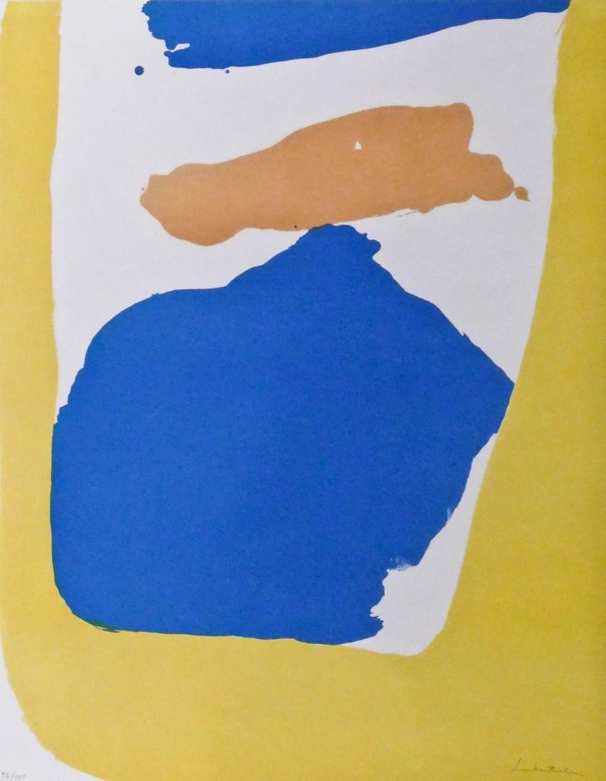 Helen Frankenthaler (1928-2011 American) Untitled 1965