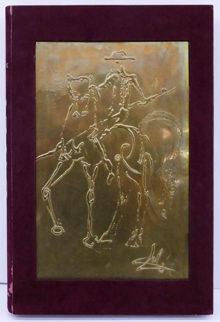 Salvador Dali (1904-1989 Spanish) ''Les Chevaux de