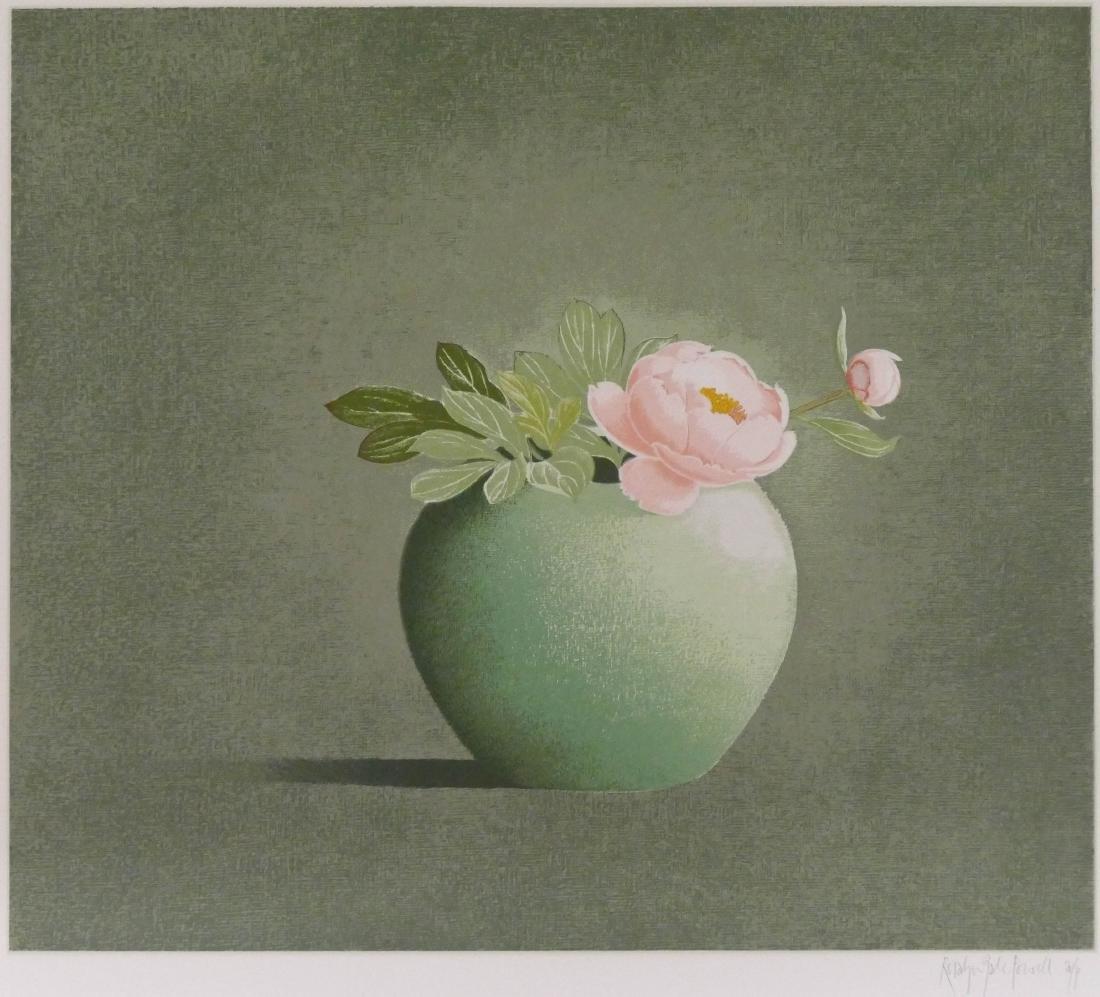 Rosalyn Gale Powell (1929-2007 Washington) Floral Still