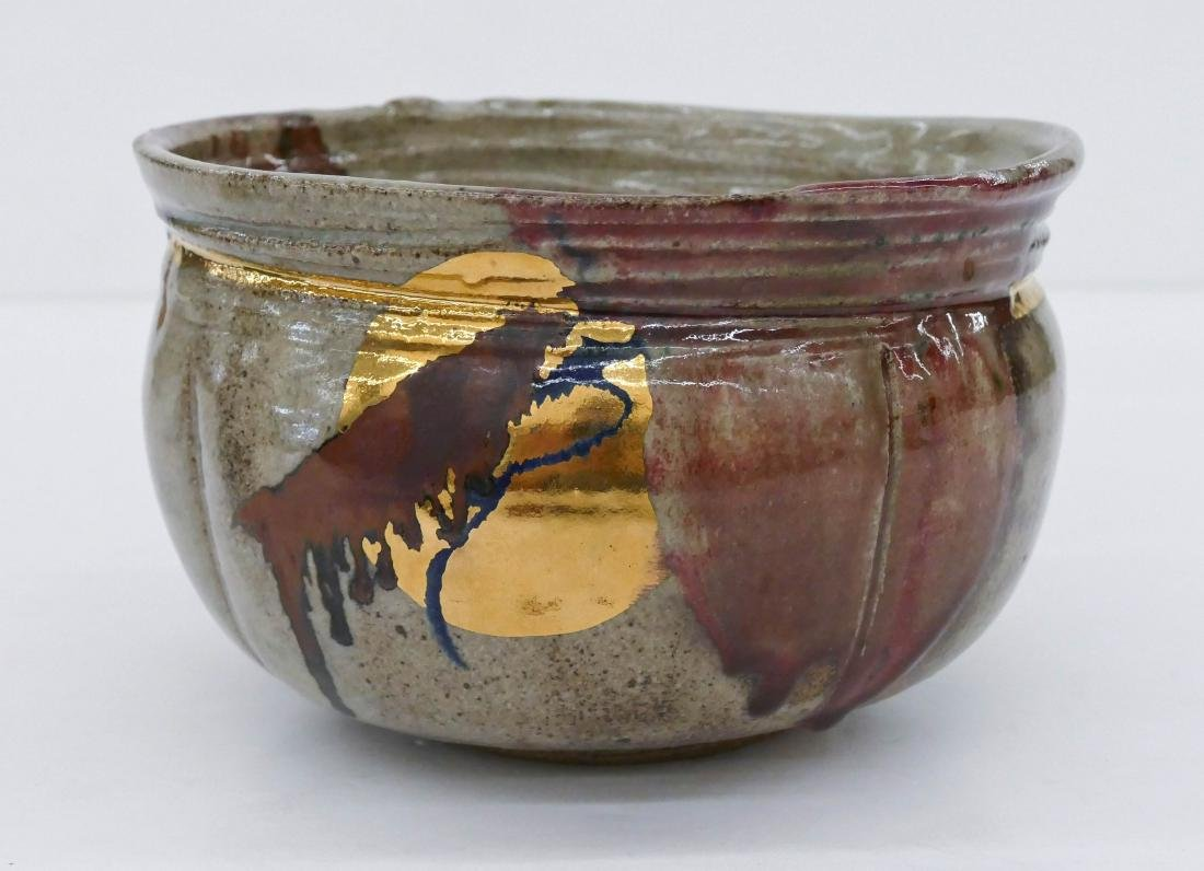 Robert Sperry (1927-1998 Washington) Moon Bowl