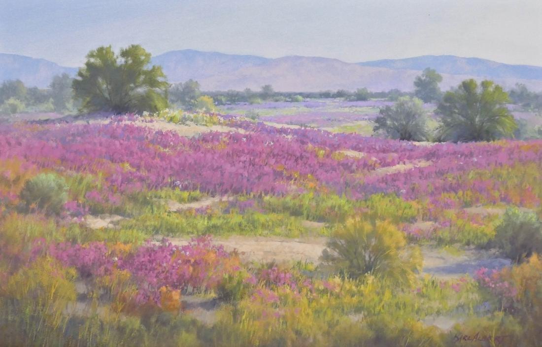 Karl Albert (1911-2007 California) California Landscape