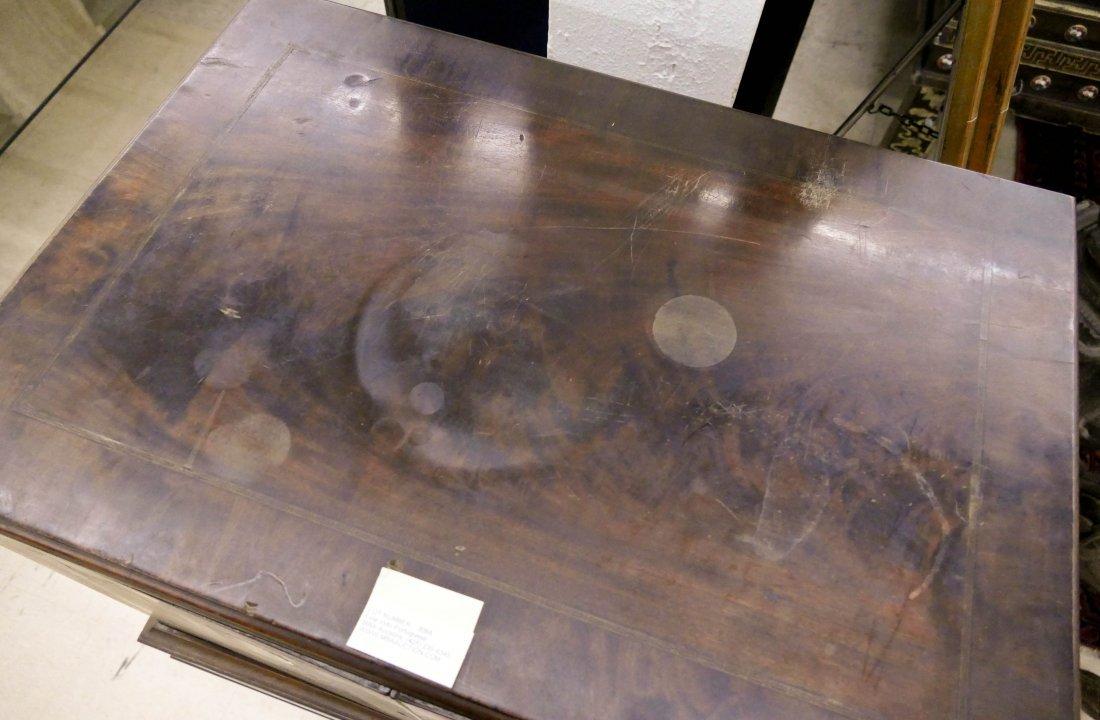 Fine Indo-Portuguese Inlaid Rosewood Collector's Cabine - 11