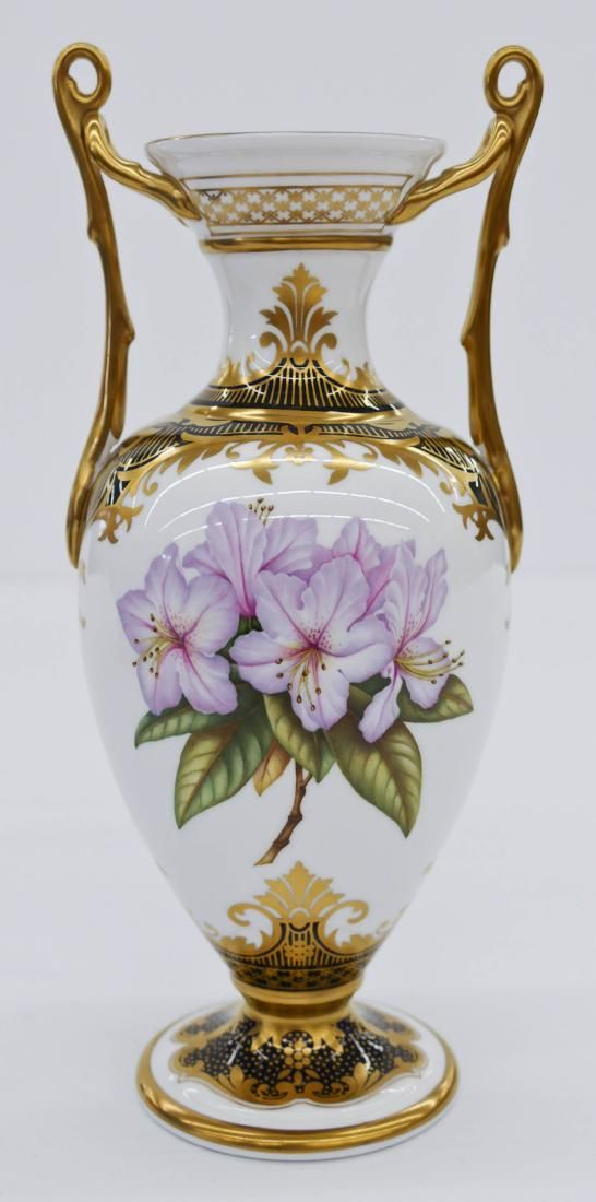 Spode Masterpieces Limited Edition Chatsworth Vase