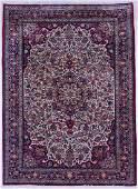 Fine Persian Bidjar Oriental Rug 7'1''x10'3''. A fine