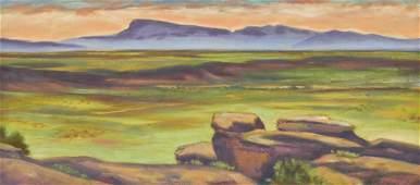 Paul Havas 19402012 Washington Toward Mesa Verde