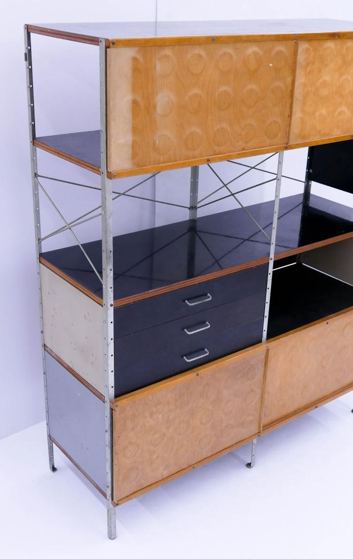 Eames for Herman Miller ESU 420 Storage Cabinet - 3
