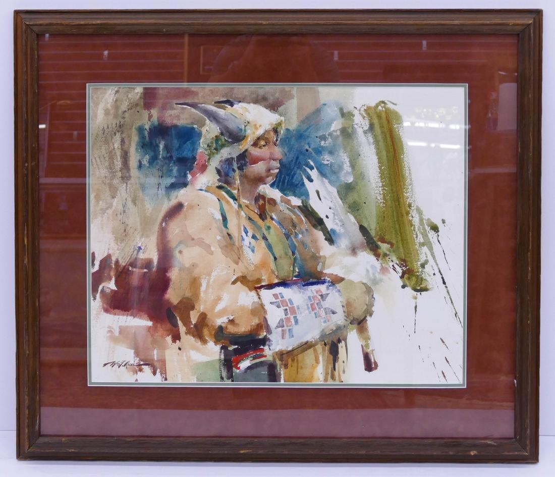 William F. Reese (1938-2010 Washington) ''Umatilla - 2