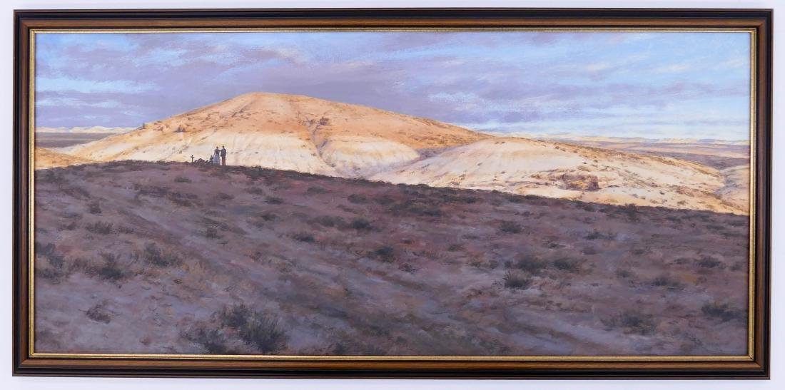Don Gray (b.1948 Oregon) ''Passing Through'' 1987 - 2