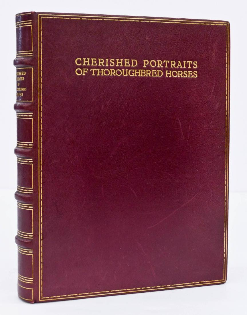 ''Cherished Portraits of Thoroughbred Horses from the