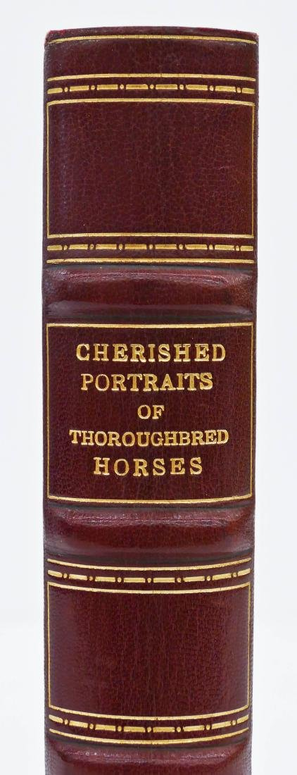 ''Cherished Portraits of Thoroughbred Horses from the - 2