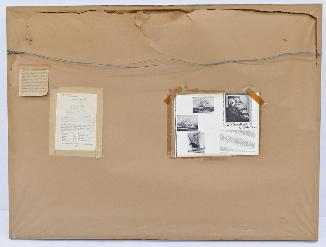 Thomas Wells (1916-2004 Washington) ''Archibald - 3