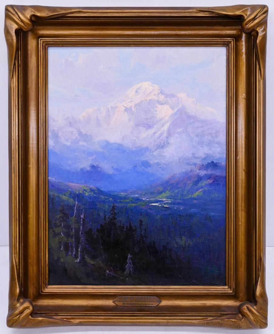 Sydney Laurence (1865-1940 Alaska) ''Mount McKinley, - 2
