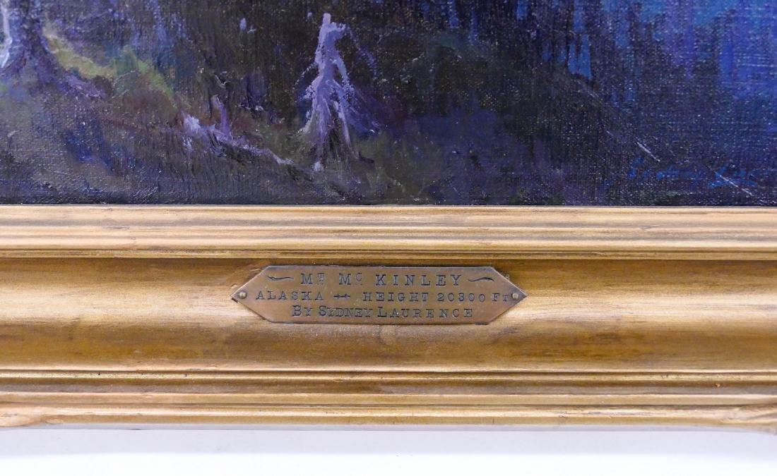 Sydney Laurence (1865-1940 Alaska) ''Mount McKinley, - 3