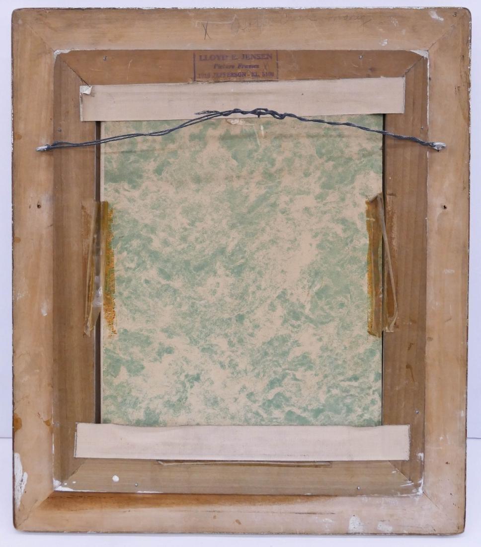 Eustace Ziegler (1881-1969 Washington) ''Eskimo'' Oil - 3