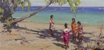 Burt Proctor 19011980 California South Pacific