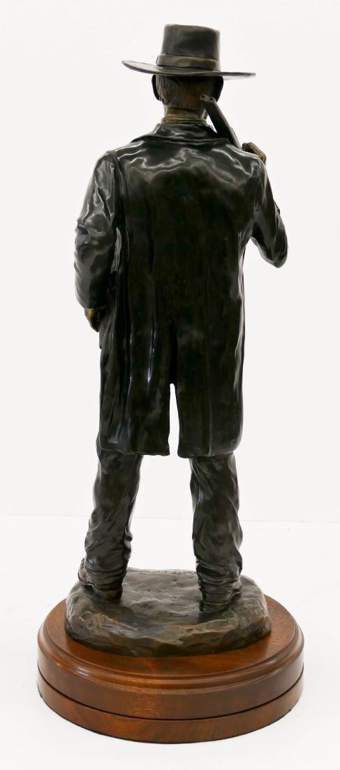 Robert Broshears (b.1934 Washington) ''Wyatt Earp'' - 3