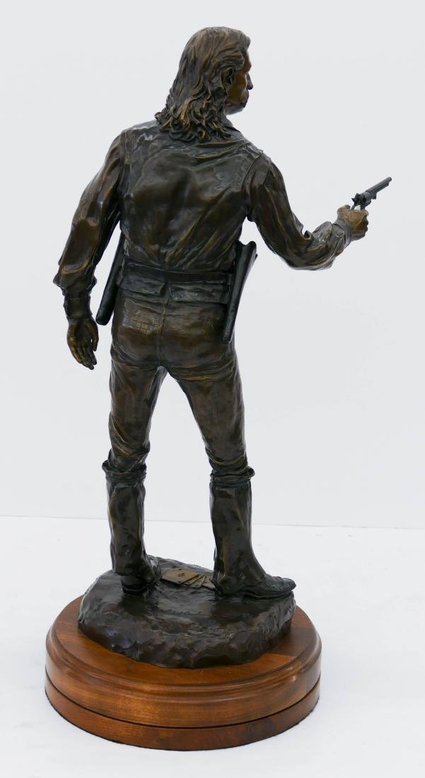 Robert Broshears (b.1934 Washington) ''Wild Bill - 3