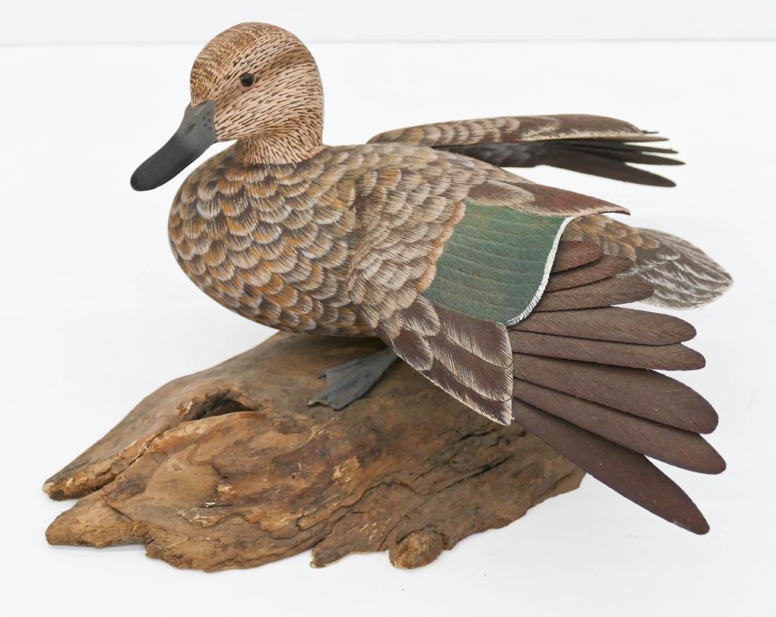 William ''Bill'' Veasey (b.1932 Maryland) Mallard Duck